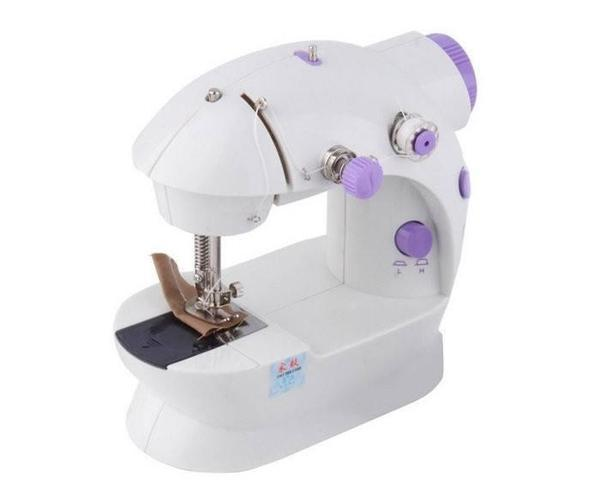 Sewing Machine - Tuzech Electronic Handy Sewing Stitch Machine ( With Paddle Support)