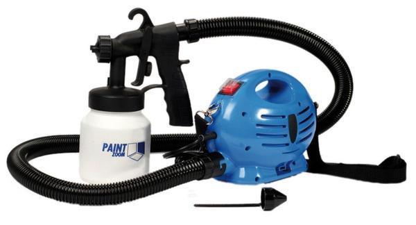 Tuzech Home Paint Zoom Automatic Sprayer - The Immart