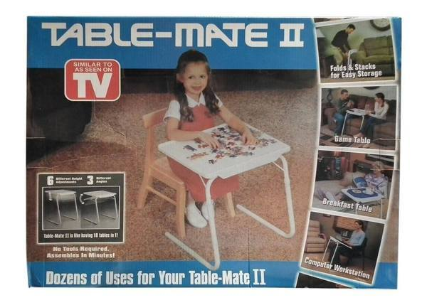 Table Mate 2 ( Dinner/laptop/ StudyTable) - The Immart  - 5