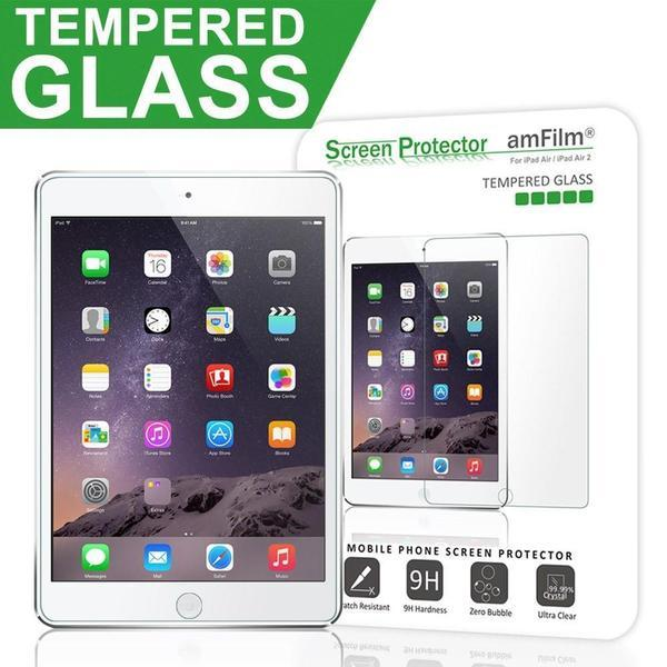 Tuzech Apple iPad Tempered Glass - For All Models - The Immart