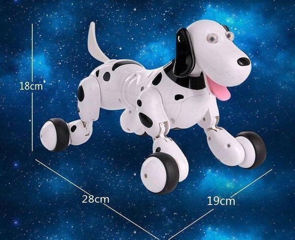 REALISTIC Remote Control 72 in 1 Smart Dog Toy ( 6 Months Warranty) - The Immart  - 5
