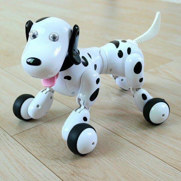 REALISTIC Remote Control 72 in 1 Smart Dog Toy ( 6 Months Warranty) - The Immart
