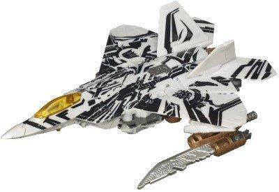 Toys - Tuzech Converts From Robot Mode To Fighter Plane Toy (Multicolor)