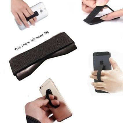 Tuzech Grip-On For Smartphones/Tablets/iPads - The Immart - 1