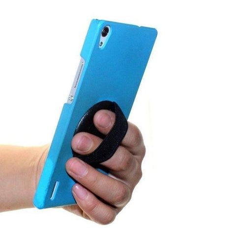 Tuzech Grip-On For Smartphones/Tablets/iPads ( 360 Rotating)