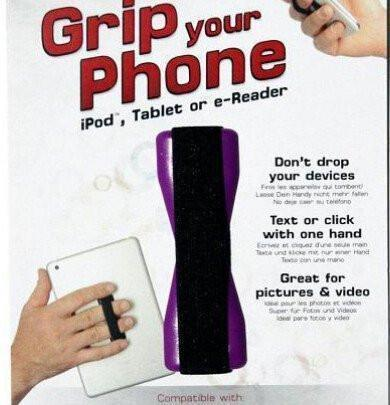 Tuzech Grip-On For Smartphones/Tablets/iPads