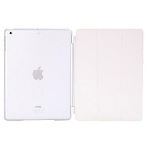Tuzech Magnetic Book Cover For IPad 2 ,3 ,4 (White)