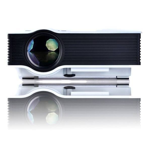 Tuzech Special UNIC UC-40 Plus Gold Home Cum Office Projector - Best Price - The Immart  - 1