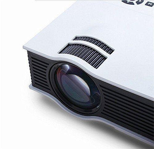 Tuzech Special UNIC UC-40 Plus Gold Home Cum Office Projector - Best Price - The Immart  - 5
