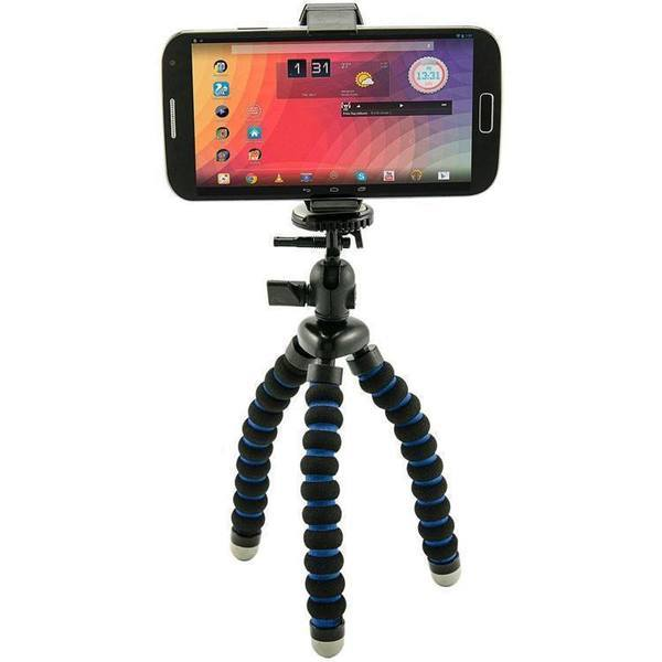 Universal Spider Tripod with Holder for All phones / Selfie sticks / DSLR - The Immart - 4