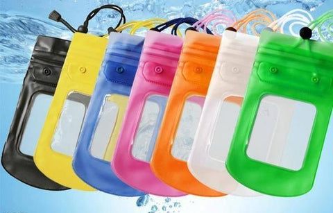 Waterproof - Tuzech SEALED Waterproof Pouch For All Smartphones
