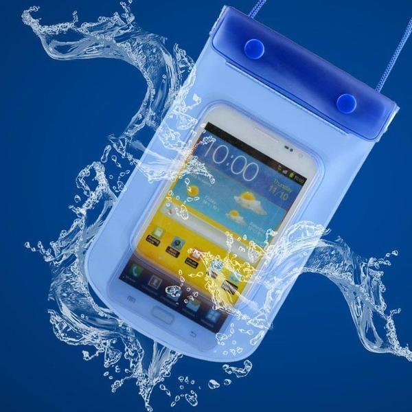 Tuzech SEALED Waterproof Pouch For all Smartphones - The Immart - 1