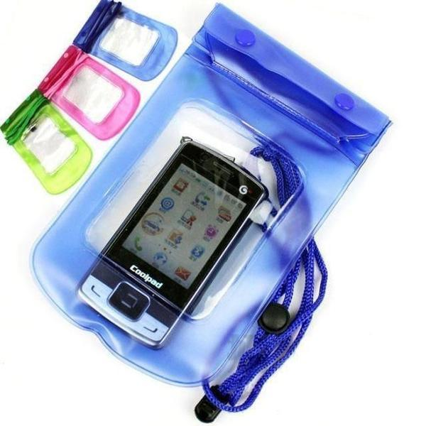 Tuzech SEALED Waterproof Pouch For all Smartphones - The Immart - 4
