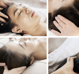 Scalp Massage | Tension Headaches | Therapeutic Hair Pulling