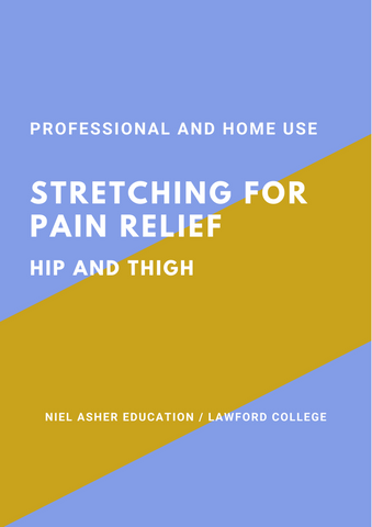 Stretching for Hip and Thigh