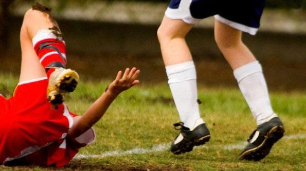 Soccer Injuries Trigger Points Youths