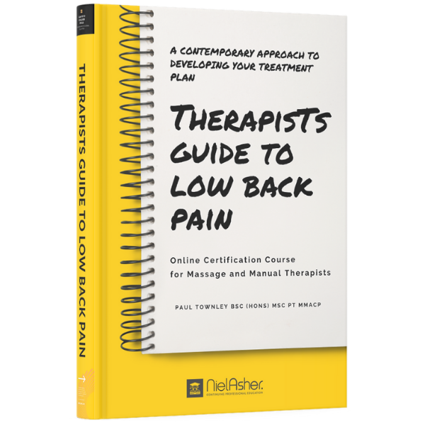 Low Back Pain for Therapists Course