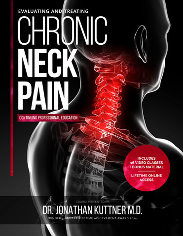 Online Course Neck Pain NCBTMB CEU CPD CPE Massage