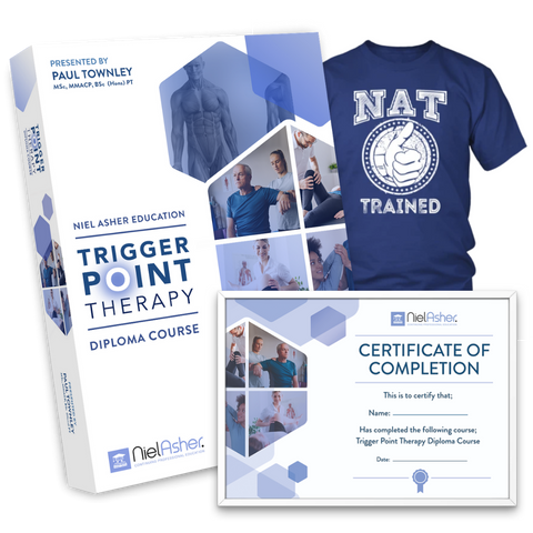 Trigger Point Therapy Diploma Online Course CEU CPD