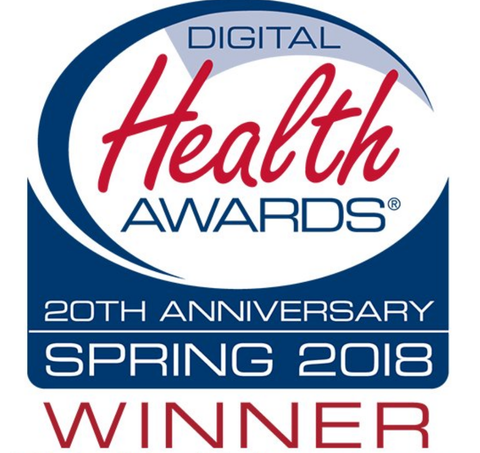 Digital Health Award Winner