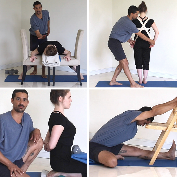 Yoga Anatomy for Trigger Points
