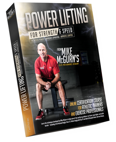 Power Lifting for Strength and Speed