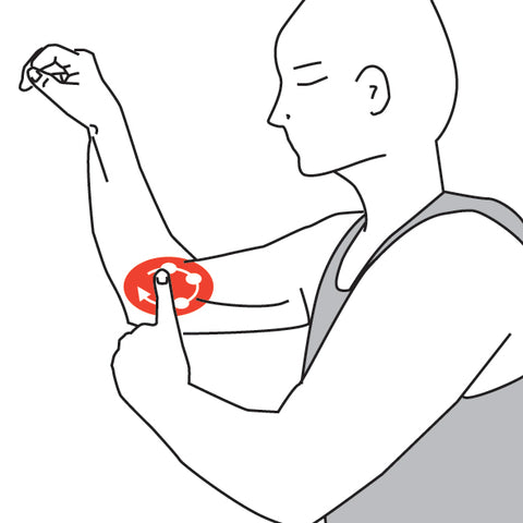 Pronator Teres Trigger Point Self Help