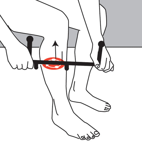 Tibialis Anterior Trigger Point Self help