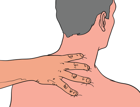 Trapezius Trigger Points