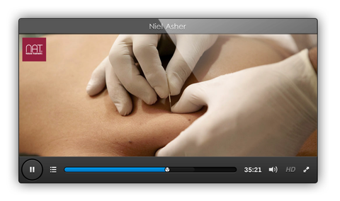 Dry Needling Medical Acupuncture Trigger Point Course