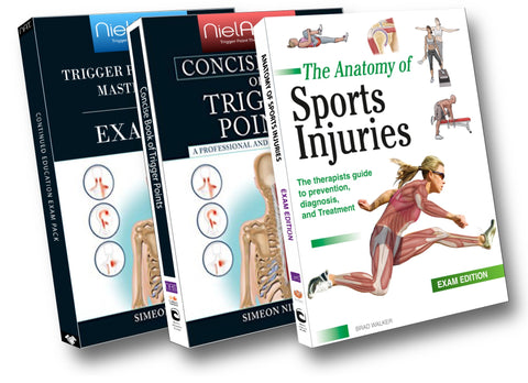 Sports Injuries Trigger Points