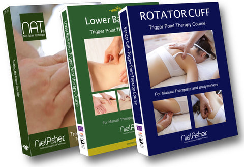 Trigger Point Therapy Value Pack