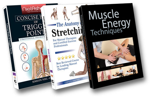 Trigger Point Therapy Certification Course Pack