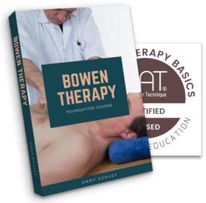 Bowen Therapy Foundation Course