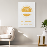 NAT L3 Accredited - Canvas Wall Art