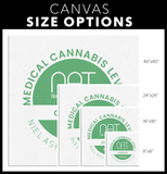 Introduction to Medical Cannabis Course - Wall Canvas