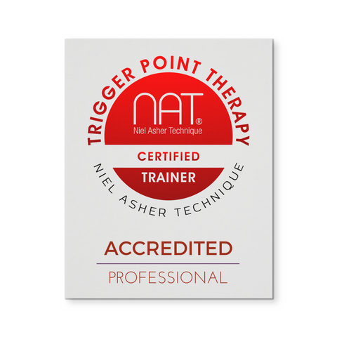 NAT Accredited Trainer - Canvas Wall Art