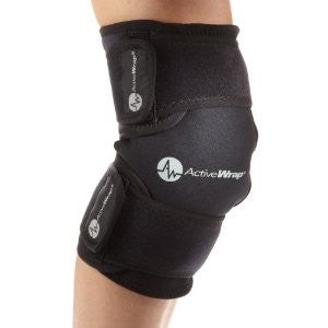 Knee - Ice, Heat, Compression Wrap by ActiveWrap®