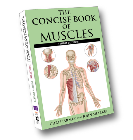 The Concise Book of Muscles - Study Workbook