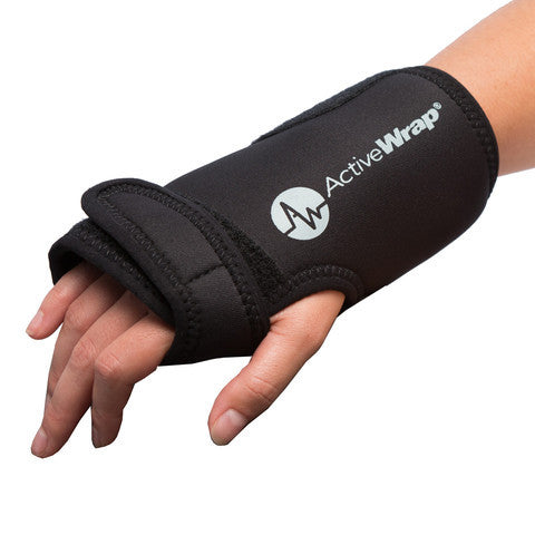 Wrist Pain - Ice Wrap | Heat Wrap by ActiveWrap®