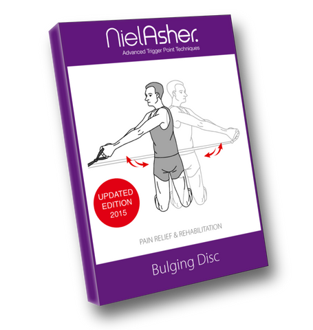 Bulging Disc - NAT Trigger Point Therapy Guide