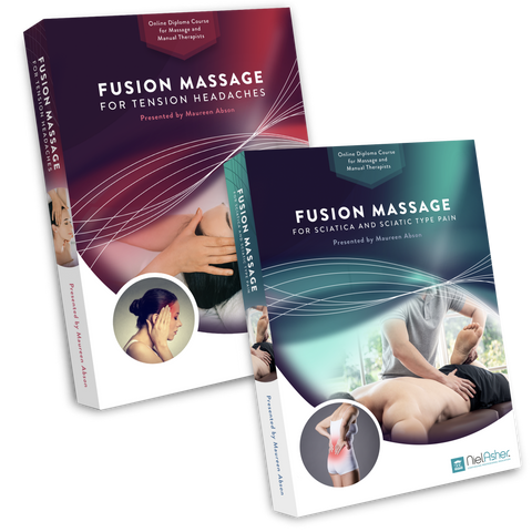 Fusion Massage for Headaches and Sciatica (3 CEUs)