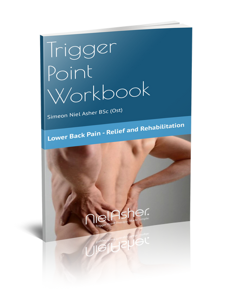Lower Back Pain Trigger Point Workbook Niel Asher