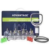 ADVANTAGE Cupping Therapy Set - New Improved!