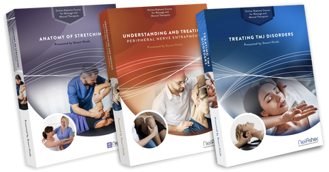 PNE / TMJ and Anatomy of Stretching Value Pack (8.0 CEUs) - BFCM