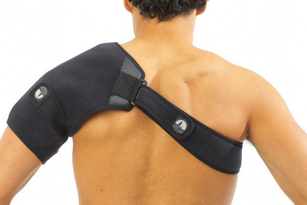 Shoulder Pain Heat Ice Wrap Niel Asher Education