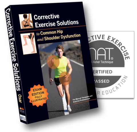Corrective Exercise Solutions for Hip and Shoulder Dysfunction - for Exercise Professionals (8 CEUs)