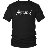 Trigger Point Therapist Classic Tee