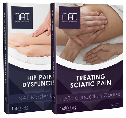 Treating Sciatic Pain + Hip Pain and Dysfunction (4.5 CEUs)