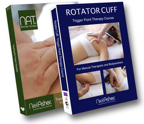 NAT Home Study Value Pack - Rotator Cuff + Frozen Shoulder (7.5 CEU's)